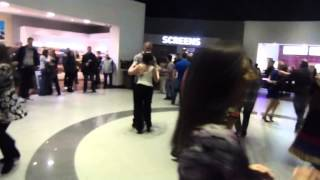 Newcastle Salsa Dancers Cuban Fury Latin Dance Festival Flashdance
