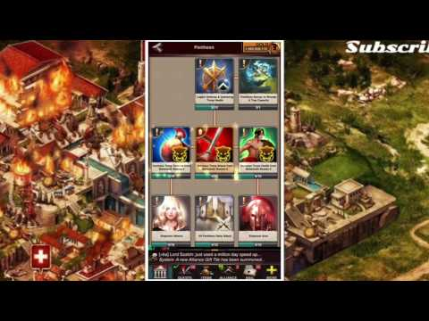 Game of War: Research and Why Everyone is quitting. Plus gear check