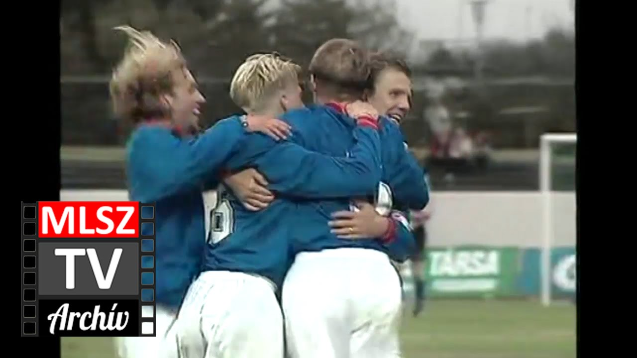 Izland-Magyarország| 2-1 | 1995. 06. 11 | MLSZ TV Archív