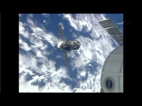 ISS Expedition 39 - Docking Coverage - Progress M-23M (55),  April 9, 2014