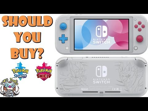 should-you-buy-the-nintendo-switch-lite?-(pokemon-sword-&-shield-edition!)