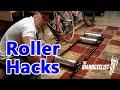Bike Trainer Workouts.  Bike Roller Training Ideas