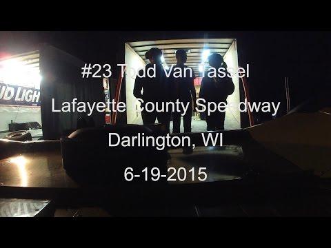#23 Todd Van Tassel - Lafayette County Speedway