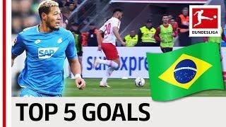 Best Goals Brazilian Players 2018/19