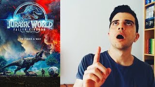 Jurassic World: Fallen Kingdom - Κριτική Ταινίας