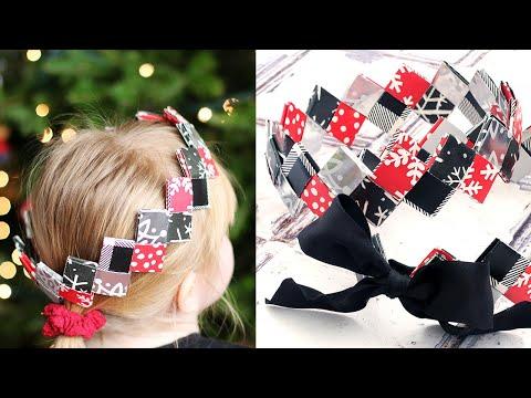 DIY: Paper Chain Crowns