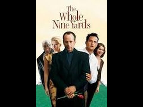 Bruce Willis, Matthew Perry, Rosanna Arquette Movie - The Whole Nine Yard2000