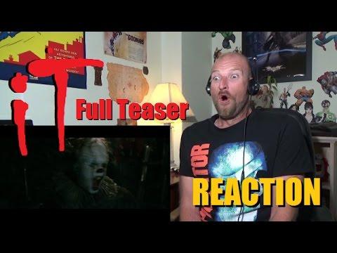 IT - Teaser Trailer - Reaction