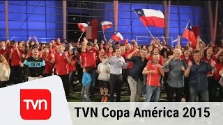 TVN Copa América 2015
