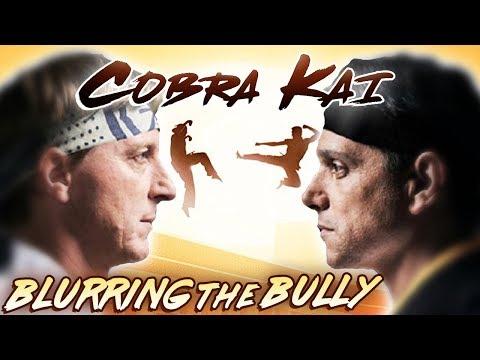 Blurring the Bully: A Cobra Kai Analysis
