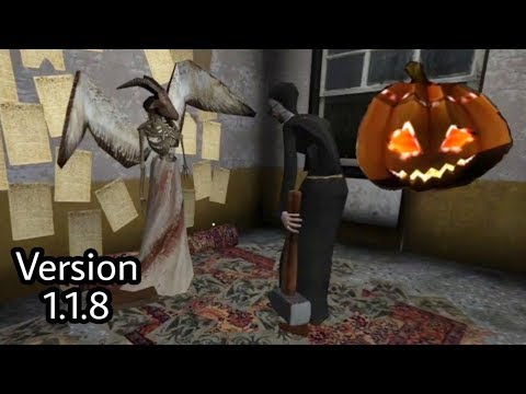 Revisiting Evil Nun In Halloween Update Version 1.1.8