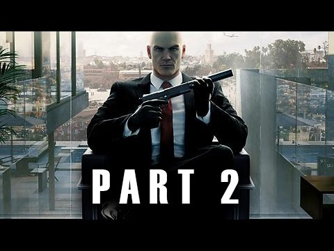 Hitman Walkthrough Gameplay Part 2 Yacht Hitman 2016 Ps4 Youtube