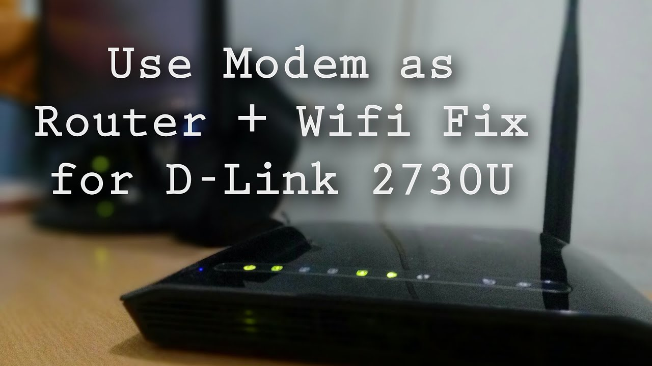 How to use the modem 59