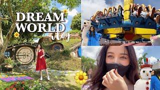 🎢 DREAM WORLD VLOG เที่ยวดรีมเวิลด์ 2020 ถ่ายรูป เล่นเครื่องเล่น รูปสวยๆเยอะมาก!!