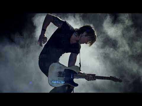 Keith Urban - Never Comin Down (Lyric Video)