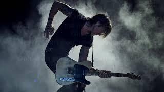 Keith Urban - Never Comin Down  Lyric Video