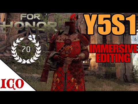 For Honor Y5S1 | When CONQ meets ROCKY!! |