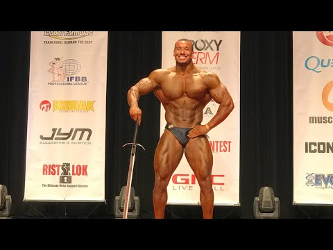 Larry Wheels I Win 1st Overall At My First Bodybuilding Competition