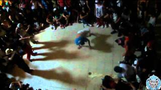 UNIK BREAKERS VS RYTHM INVADE FINAL Expresion Urbana