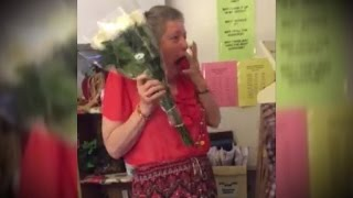 Students Surprise Teacher With Kittens After Her Cat Of 16 Years Passed Away