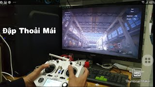 Tập Láy Máy Bay Drone Racing Trên Máy Tính - Y Như Thật - Drone FPV Racing KimGuNi