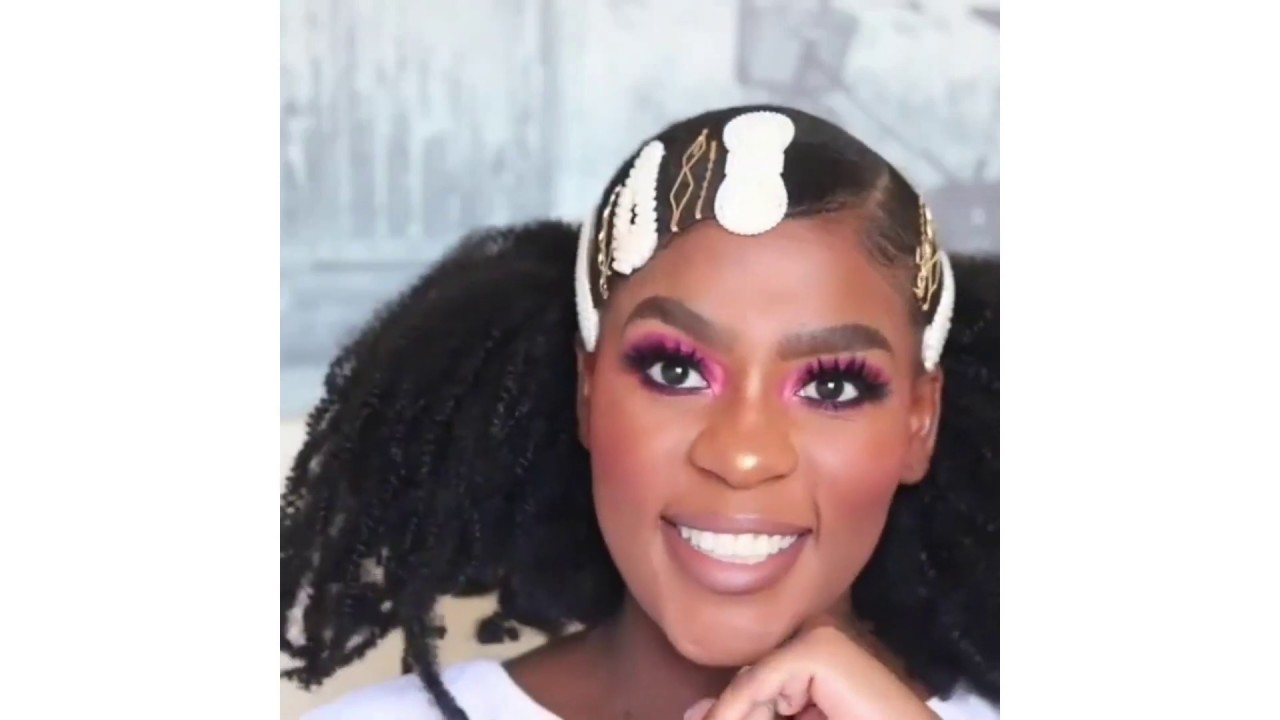 BEAUTIFUL TWA HAIRSTYLES COMPILATION 2020 EVEN YOUR SHORT HAIR CAN SLAY | Omoni Got Curls