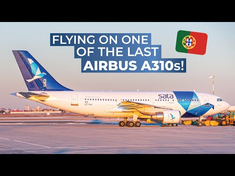 TRIPREPORT | FLYING THE AIRBUS A310 | SATA Internacional | Ponta Delgada-Lajes-Lisbon | Q200/A310