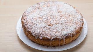 Лимонный пирог (ИДЕАЛЬНЫЙ рецепт бисквита) вкусно и очень просто