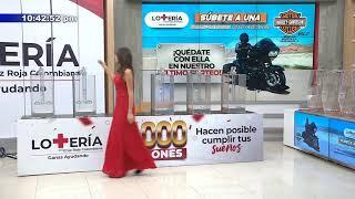 Sorteo 2840 Lotería Cruz Roja