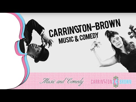 Carrington Brown - SHOWREEL
