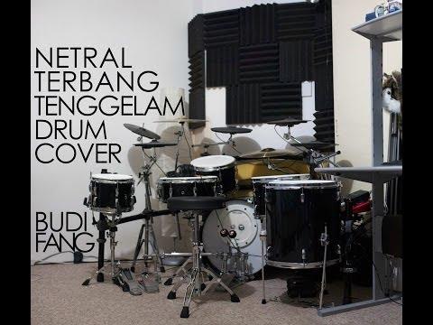 Netral - Terbang tenggelam (drum cover) by Budi Fang
