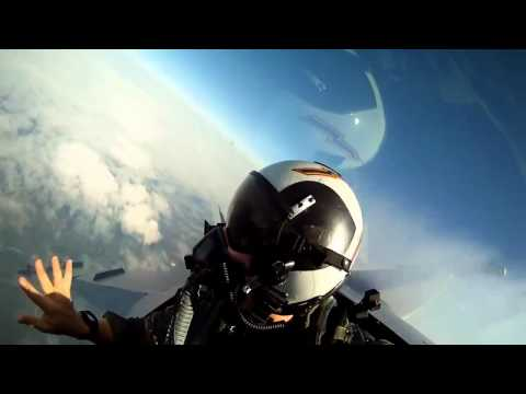 GoPro F18 AWESOME Song Even Better Flight!