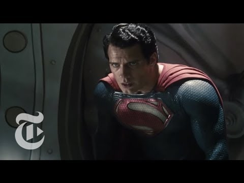 'Man Of Steel' | Anatomy Of A Scene W/ Director Zack Snyder | The New York Times