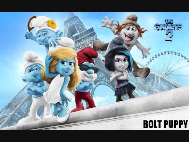 The Smurfs 2 Soundtrack 5 - Everything Breaks