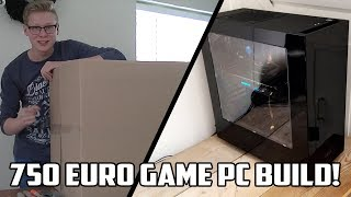 750 EURO GAME PC BUILD 2017! (DUTCH/NEDERLANDS)