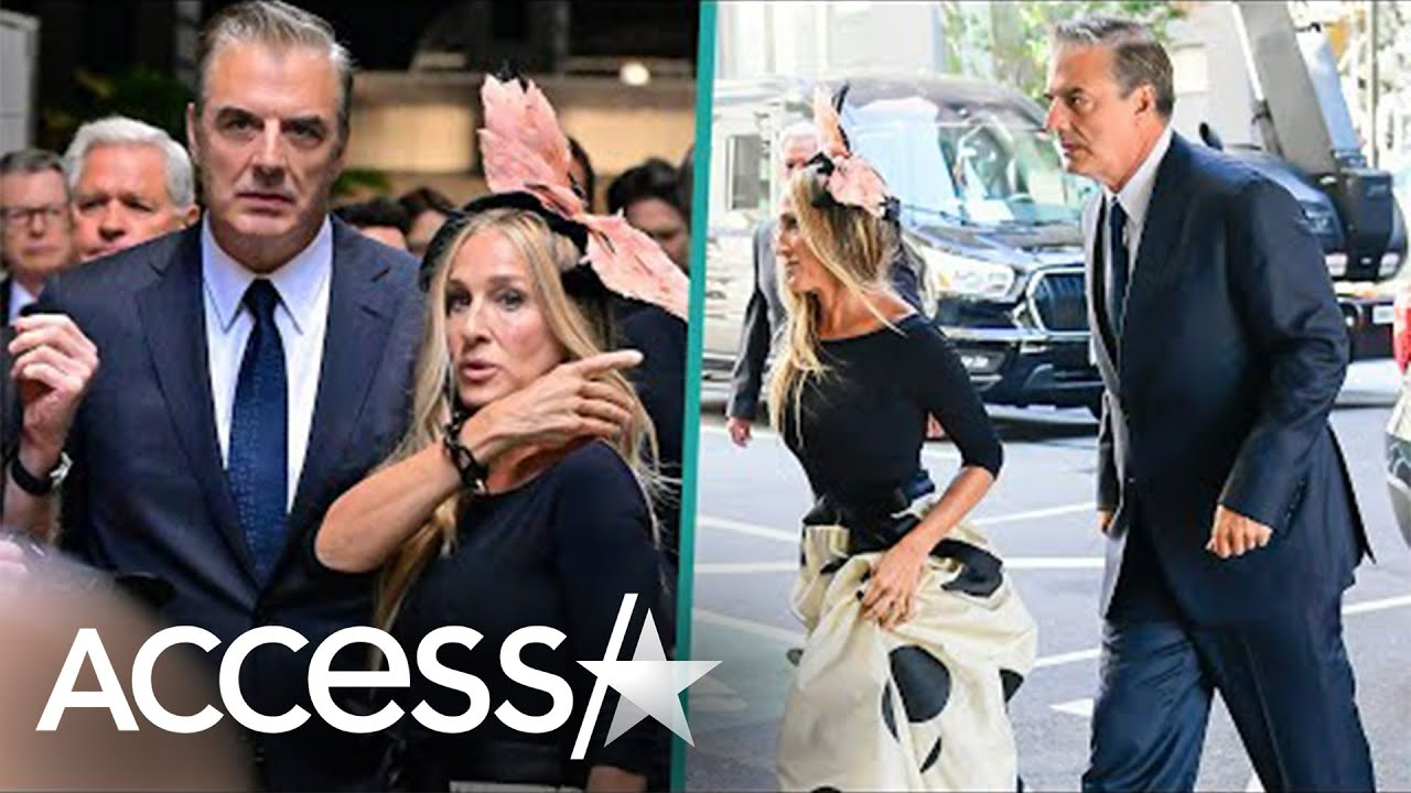 Download Sarah Jessica Parker And Chris Noth Reunite On 'Sex and the City' Revival Set