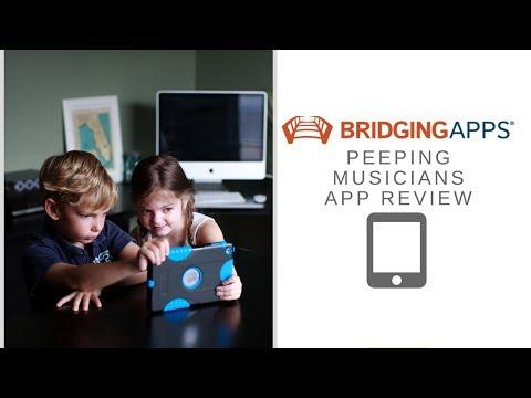 Peeping Musicians App Review