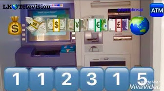 ATM hack codes - YouTube