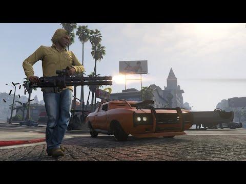 GTA 5 - Duke