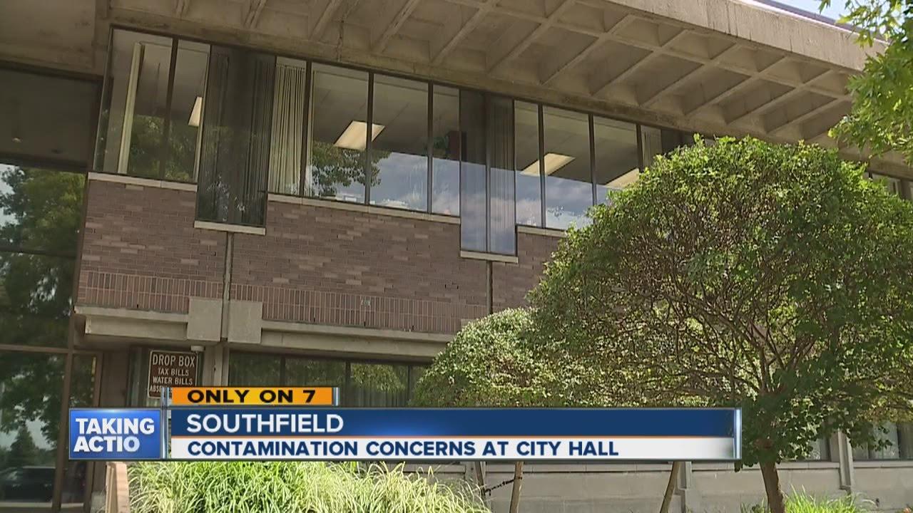 southfield water bill pay