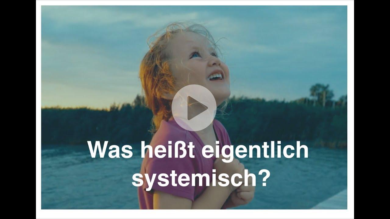 Philipp Belcredi Was heißt systemisch