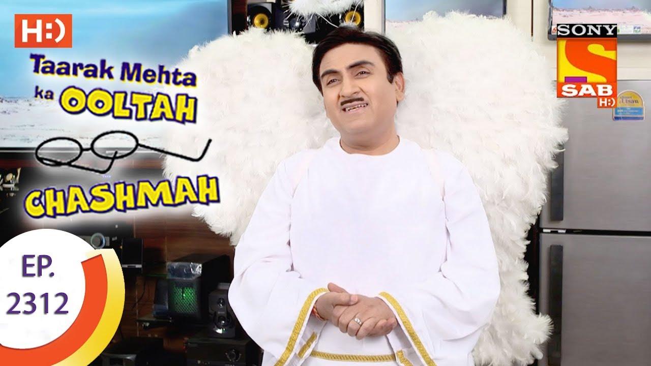 taarak-mehta-ka-ooltah-chashmah-त-रक-म-हत-ep-2312-12th-october-2017