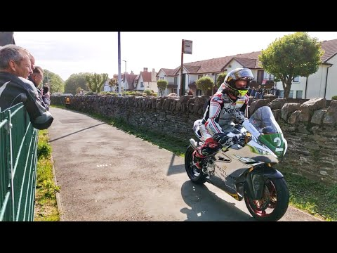 TT 2019 Return Lane + Pit Lane Limiter Test | Isle Of Man TT