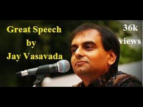 Jay Vasavada   Part 01   Living is Learning   Om Engineering College   Inspiration 2K17