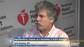High-Sensitivity Troponin as a Biomarker: A PLATO Substudy