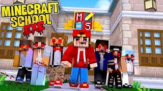 Minecraft .EXE - ROPO .EXE TAKES OVER LITTLE LIZARD HIGH SCHOOL!!!