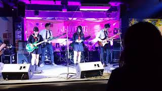 Natsu matsuri - 夏祭り(White berry) cover by Alphabet @ J-Live 2017...