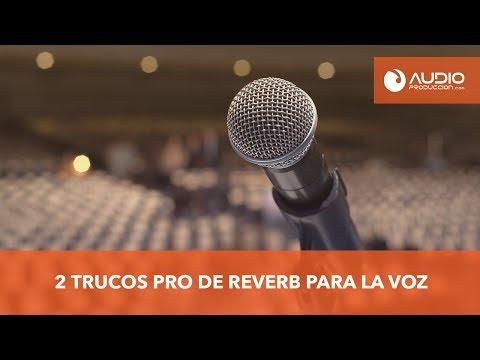 2 Trucos Pro De Reverb Para La Voz