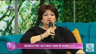 Teo Show (27.11.2019) - Monica Pop, victima escrocheriilor!