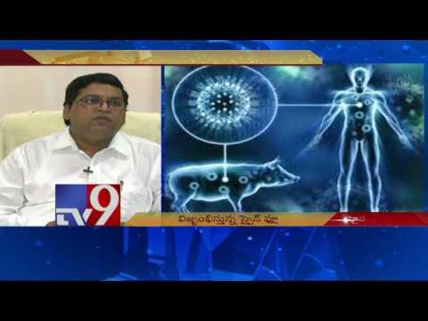 Panic over Swine Flu''s silent spread in Hyderabad - TV9